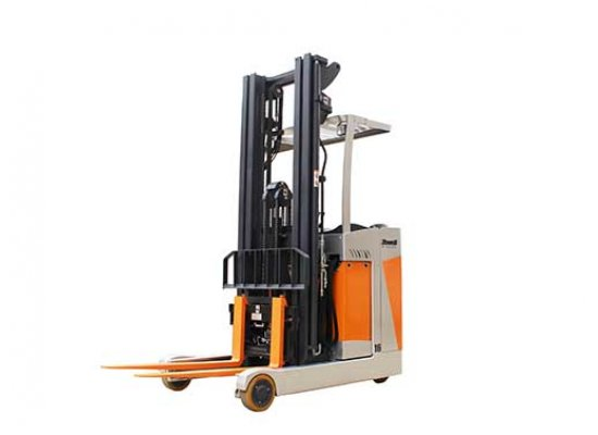 1.6 TON ELECTRIC REACH TRUCK ZOWELL