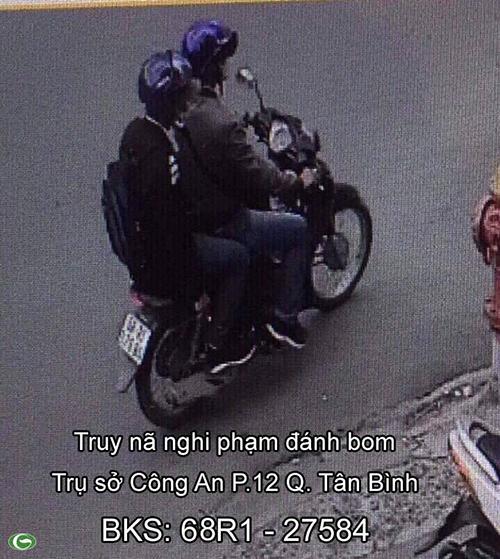 truy-na-2-doi-tuong-nem-bom-xe-cong-an-quan-tan-binh