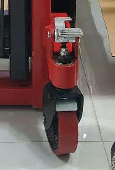 Bánh xe nâng tay cao có phân định vị