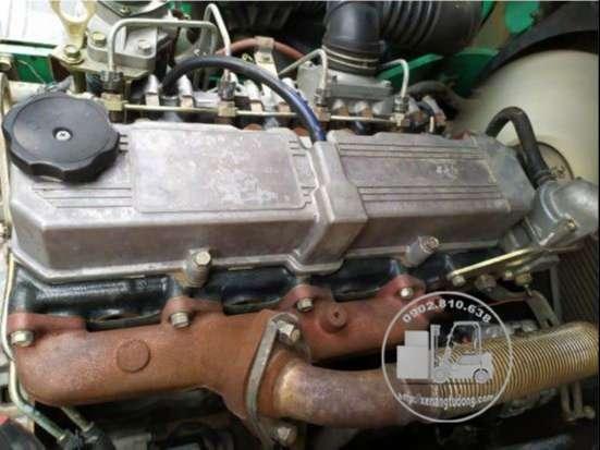 động cơ xe nâng cũ mitsubishi 3 tấn