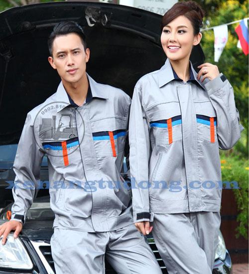 Size bộ đồ bảo hộ lao động