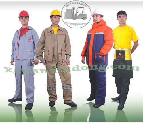 Đồng phục bảo hộ lao động có vai trò quan trọng trong công việc, sản xuất