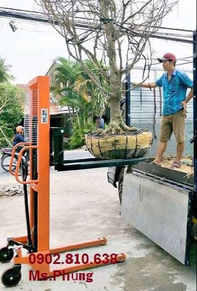 Máy móc công nghiệp: Báo giá xe nâng tay cao 400kg - 3 tấn Ung-dung-xe-nang-tay-cao