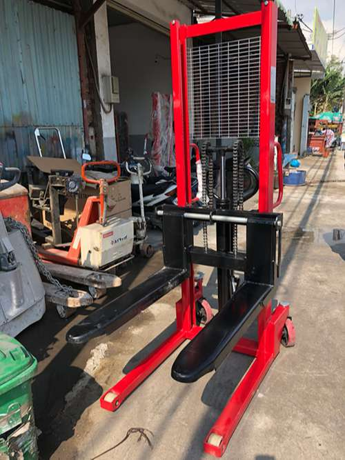 Diễn đàn rao vặt: Xe nâng tay cao 1 tấn nhập khẩu Xe-nang-tay-cao-1-tan